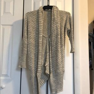 Free People small sweater cardigan jacket warm
